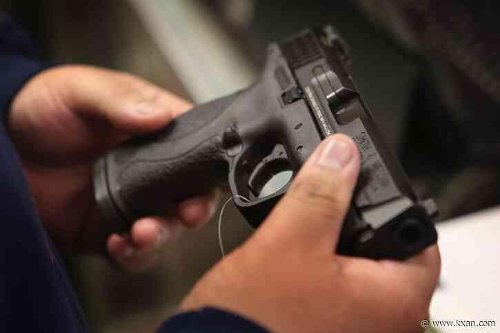 Texas Gov. Greg Abbott holds signing ceremony for gun-related bills