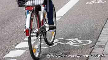 Medizinischer Notfall: Radfahrer stirbt im Straßenverkehr in Haiterbach