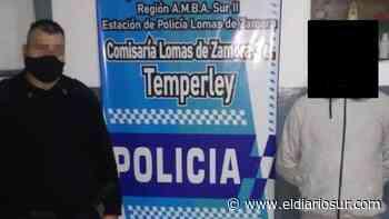 Entradera en Temperley: encontraron a un ladrón escondido en el baño - El Diario Sur