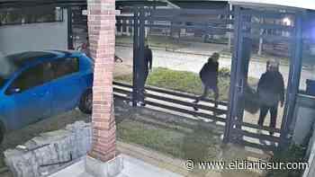 Temperley: quisieron entrar a robar a una casa y la alarma los espantó - El Diario Sur