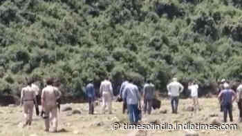 Watch: Bomb Disposal Squad neutralises 17 grenades in Poonch