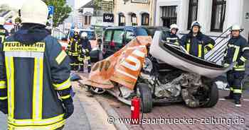 Landgericht: Mord-Prozess gegen Raser von Saarwellingen gestartet - Saarbrücker Zeitung