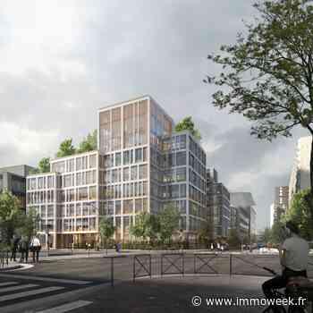 """Edenred France s'installe dans l'immeuble de bureaux """"Montrouge Porte Sud"""" - Immoweek"""