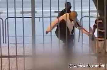 Morador de rua espancado em Jandira está em estado grave - WebDiario