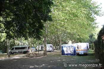Camping : nouvelle saison à Saint Jean-de-la-Ruelle ! - Mag'Centre