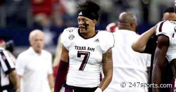 Texas A&M defensive back Devin Morris announces his retirement - 247Sports