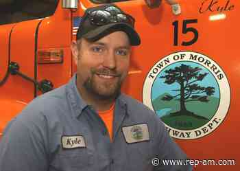 Rosenbeck named highway foreman in Morris - Waterbury Republican American