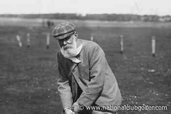 A portrait of Old Tom Morris - National Club Golfer