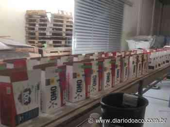 Carga de sabão em pó falsificado é apreendida em Nova Serrana - Jornal Diário do Aço