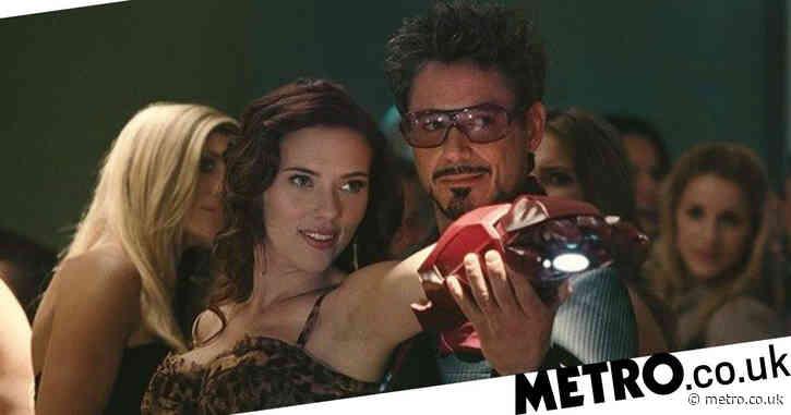 Scarlett Johansson slams Black Widow being 'talked about like a piece of ass' in Iron Man 2