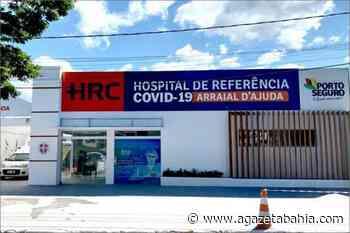 Porto Seguro: preparativos finais para a inauguração do Hospital Referência Covid-19 - aGazeta Bahia