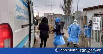 Coronavirus en Río Gallegos: realizaron testeos rápidos en el barrio San Benito - La Opinión Austral
