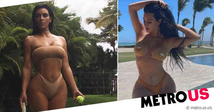 Kim Kardashian will have 'limits' on bikini pictures when she's a lawyer – but don't worry, she's still posting thirst traps for now