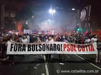 PSOL convoca ato contra governo Bolsonaro na Praça da Matriz, em Cotia - Cotia e Cia