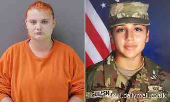 Woman accused of helping dismember Vanessa Guillen loses bid to toss her confession