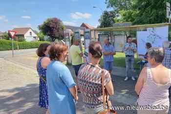 Lelijkste plekje van Spiere-Helkijn wordt na elf jaar aangepakt: plein wordt klaargemaakt voor de toekomst - Het Nieuwsblad