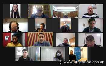 Reunión de la Mesa Interinstitucional Mendoza - Argentina.gob.ar Presidencia de la Nación
