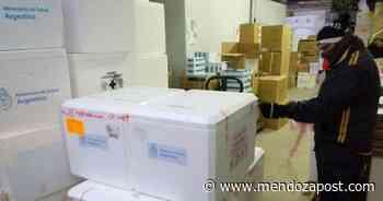 Llegaron casi 40.000 dosis más de AstraZeneca a Mendoza - mendozapost.com