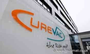 Another EU vaccine failure as Germany's CureVac jab is found to only have 47% efficacy
