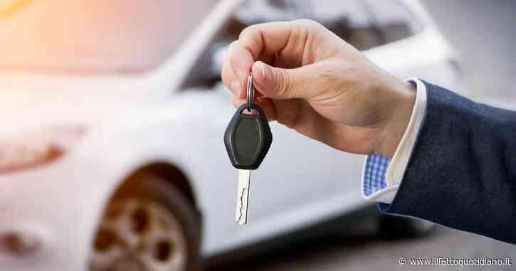 Noleggio a breve termine e car sharing, il 2020 si è confermato un anno nero