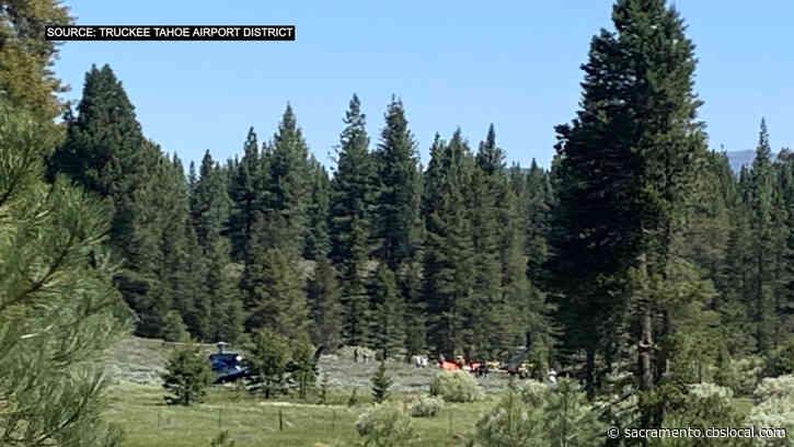 James Duncan Harrell, 24, Identified As Pilot Killed In Small Plane Crash Near Truckee