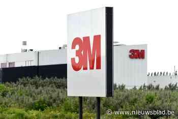 Incident bij 3M met schadelijke chemische stof in februari