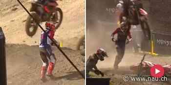 Motocross-WM: Schreck-Moment beim MX2-Saisonstart in Russland - Nau.ch