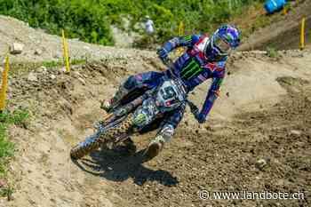 Motocross: WM-Auftakt in Russland – Jeremy Seewer bleibt trotz Staub und Sturz in der Spur - Der Landbote