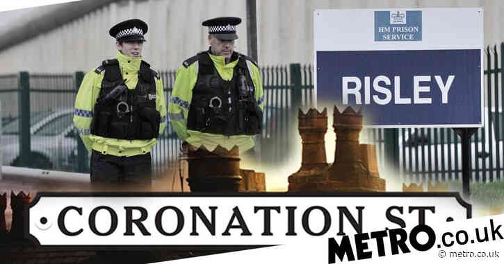 Prisoners watched Coronation Street in cell during five-hour hostage siege