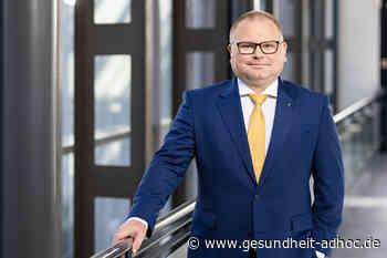 Neuer Geschäftsführer im Gesundheitszentrum Bitterfeld/Wolfen - GESUNDHEIT ADHOC