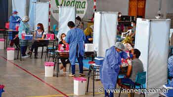Comienza en Viedma la vacunación a docentes universitarios - Diario Río Negro