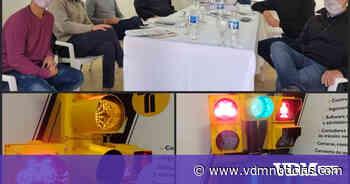 Viedma comenzará a sincronizar semáforos - VDM Noticias