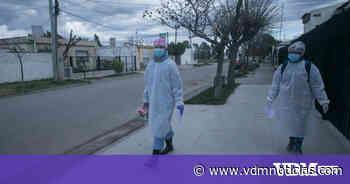 Leve descenso de contagios en Viedma y Patagones - VDM Noticias