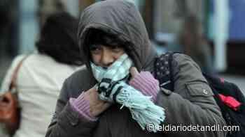 Tandil, la ciudad más fría de la provincia al amanecer: -4.4ºC de térmica - El diario de Tandil