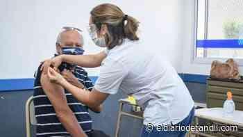 Tandil llegó a las 60 mil vacunas aplicadas - El diario de Tandil
