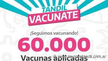 En Tandil llegan turnos a mayores de 40 sin comorbilidades - La Voz de Tandil