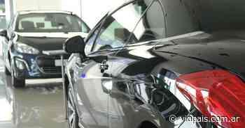 Venta de autos: en abril el sector creció 500% en Tandil - Vía País