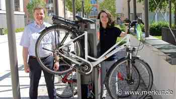 Hilfe bei Pannen: Reparatur-Stationen für Fahrräder in Gilching - Merkur.de