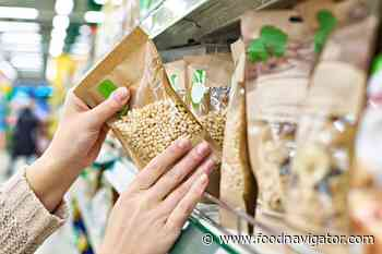 What are the challenges of environmental labelling for food?