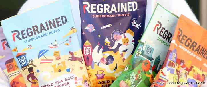 ReGrained's SuperGrain+ earns first upcycled food certification to 'catalyze demand' for growing industry