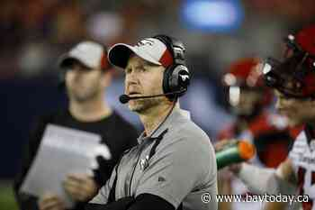 Head coach Dave Dickenson rounds out his Calgary Stampeders staff for upcoming season