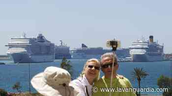 Palma recibe hoy el primer el crucero de la era Covid - La Vanguardia