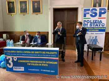 Catanzaro: convegno Sindacato di Polizia Fsp, confermato Morelli - Sardegna Reporter