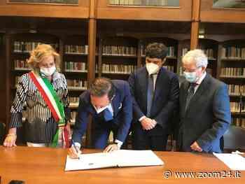 Ambasciatore tedesco ricevuto da rappresentanti comune Catanzaro - Zoom24.it