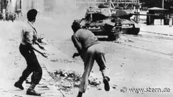 17. Juni 1953: Als eine Million Deutsche einen Volksaufstand mit Steinen beginnen | STERN.de - STERN.de