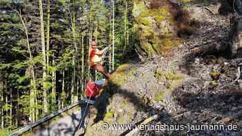 Steinen: Exponierte Felsnase wird entschärft - Steinen - www.verlagshaus-jaumann.de