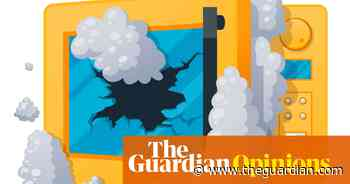 My microwave door got stuck with food inside – and then it started to develop a malevolent vibe | Brigid Delaney