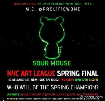 NYC Art League Spring Final | Lower East Side-Chinatown, NY Patch - Patch.com