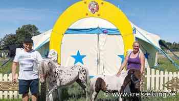 Der Bassener Zirkus kommt in den Garten - kreiszeitung.de