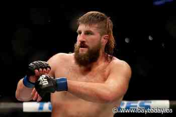 Canadian heavyweight Tanner (The Bulldozer) Boser takes short-notice UFC fight